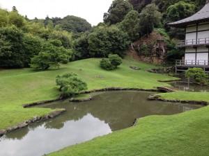 建長寺 方丈の庭園