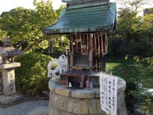 恵方社 (神泉苑)