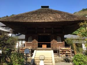 円覚寺 仏日庵開基廟 (北条時宗の墓)
