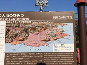 大室山 火山説明