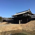 ワープステーション江戸 城門