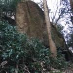 石老山・顕鏡寺の奇石