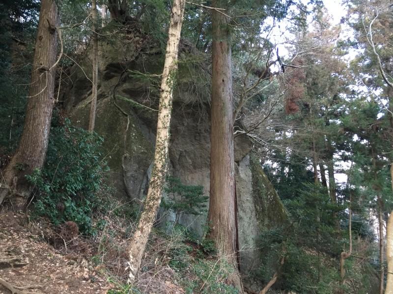 石老山 登山口