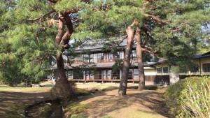臨江閣の本館