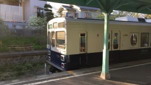 上田電鉄・別所温泉駅