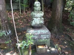 第3代執権・北条泰時の墓