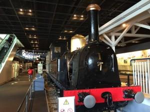 150形式蒸気機関車 車号150