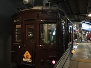 クモハ40形式電車(鉄道博物館)