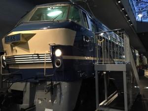 EF66(鉄道博物館)