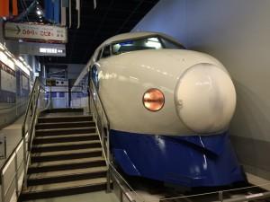 0系新幹線(鉄道博物館)