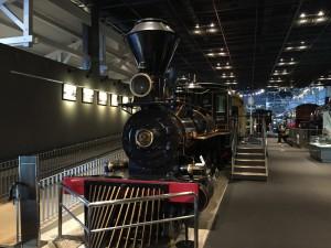 SL弁慶号・7100形式蒸気機関車(鉄道博物館)