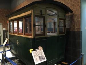 人車鉄道(鉄道博物館)