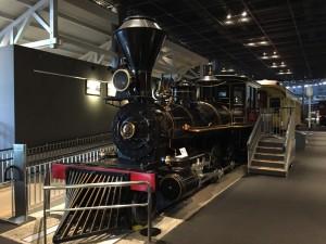 SL弁慶号(鉄道博物館)