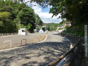 鎌倉宮(大塔宮)の駐車場