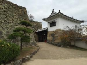姫路城・太鼓櫓
