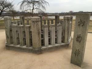 姫路城・お菊の井戸