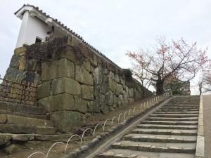 姫路城の西の丸