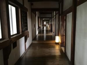 西ノ丸・百閒廊下