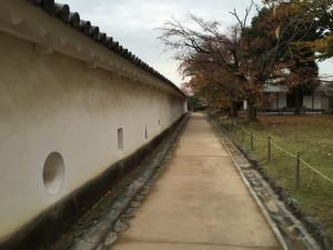 姫路城・西ノ丸