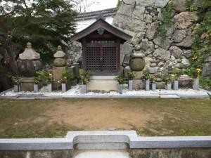 姫路城の祠