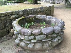 姫路城の井戸