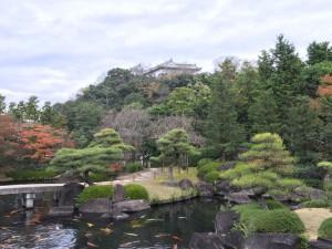好古園の庭園