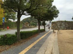 姫路城・市の橋門