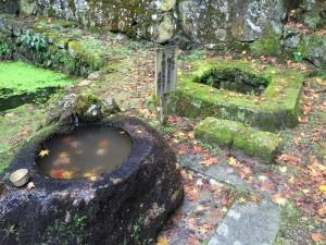 園教寺の井戸