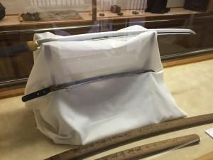 大石資料館の刀