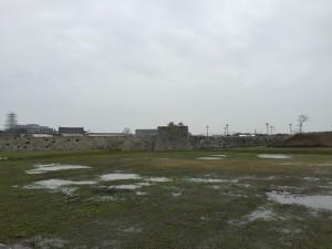赤穂城の城郭