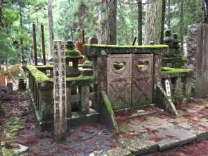 紀州藩主・徳川頼宣の供養塔