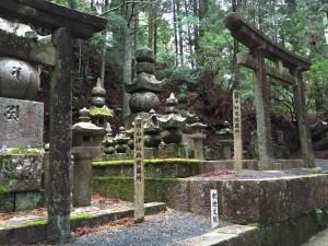 森忠政の墓