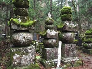 柴田勝家の供養塔