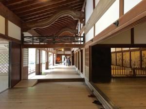 金剛峯寺の内部