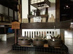 金剛峯寺の釜