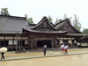 高野山青巌寺(金剛峯寺)
