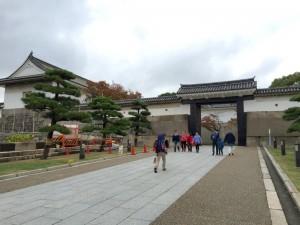 大阪城・大手門