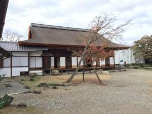 楽々園(彦根城)