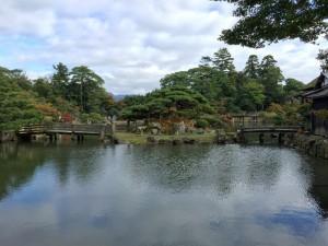 玄宮園(彦根城の日本庭園)