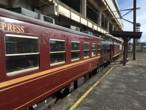 秩父鉄道SLの客車