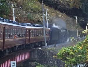 秩父鉄道のSL