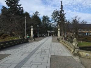 米沢城(上杉神社)