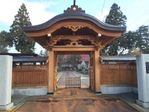 長命寺の門