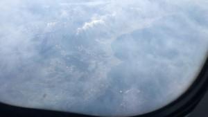 琵琶湖と朽木谷
