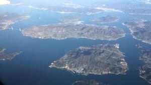 生口島と岩城島