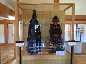 大洲城の甲冑