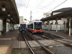 松山の市電