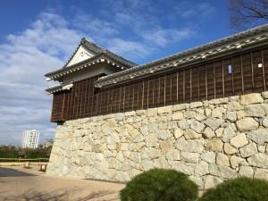 松山城・二の丸・多聞櫓