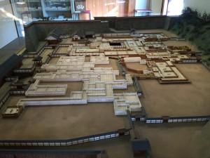 松山城の二の丸御殿