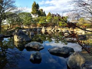 松山城・二の丸庭園